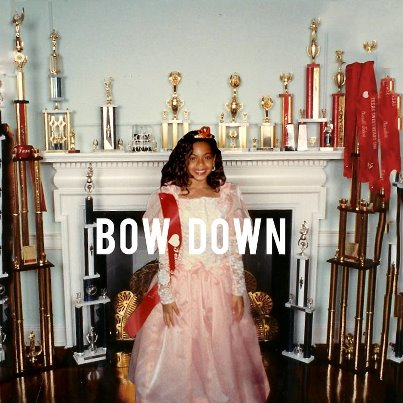 Beyonce Bow Dow