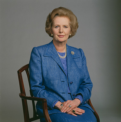 Margaret Thatcher: The anti-feminist
