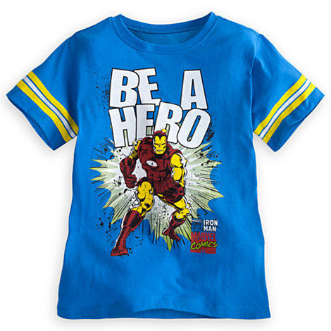 """Be a hero"" t-shirt"