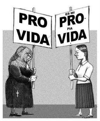 """Pro-Life"" vs. ""It's MY Life."""