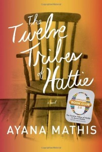 "The cover of ""The Twelve Tribes of Hattie"""