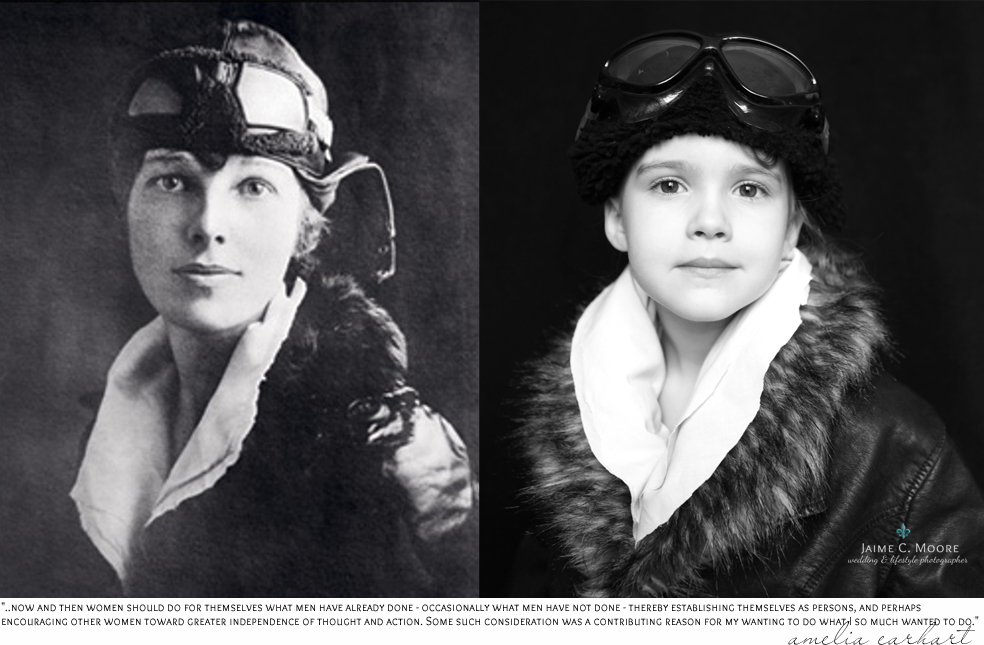 amelia earhart and emma
