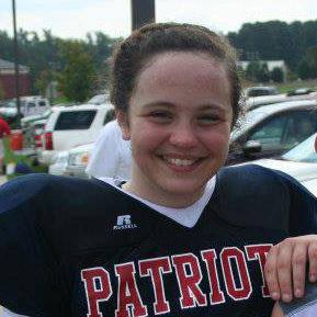12-year-old girl kicked off football team for making boys horny