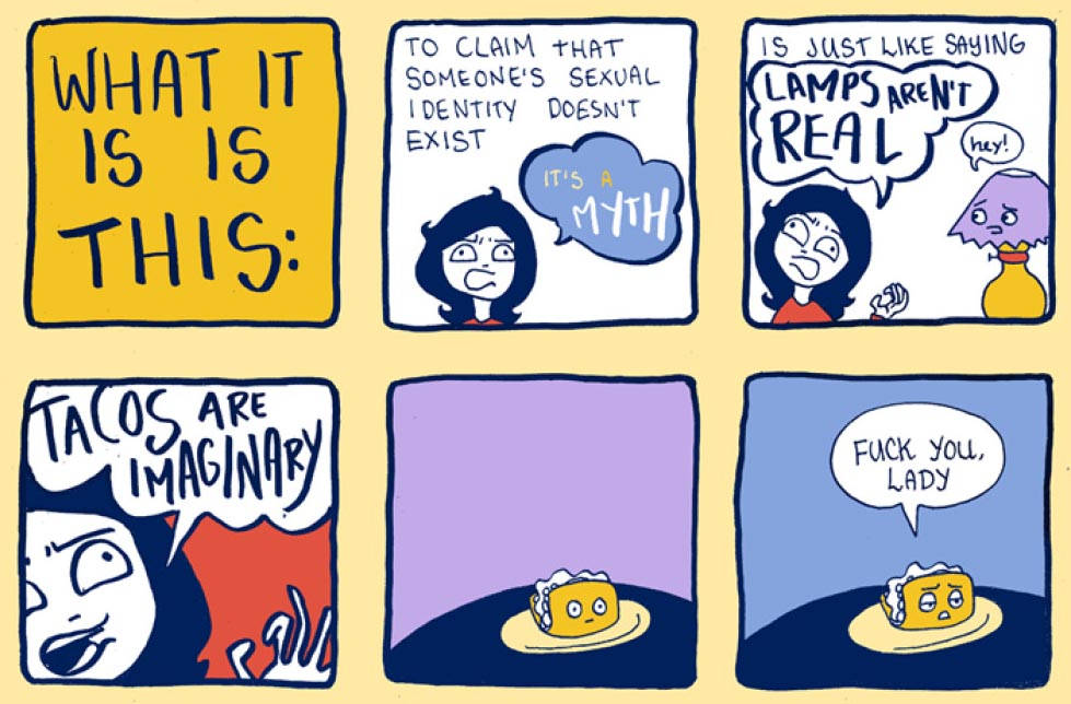 Excerpt from Kate Leth's piece