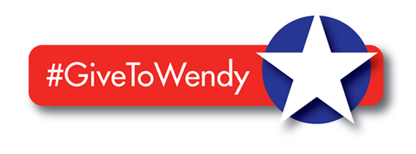 #GiveToWendy