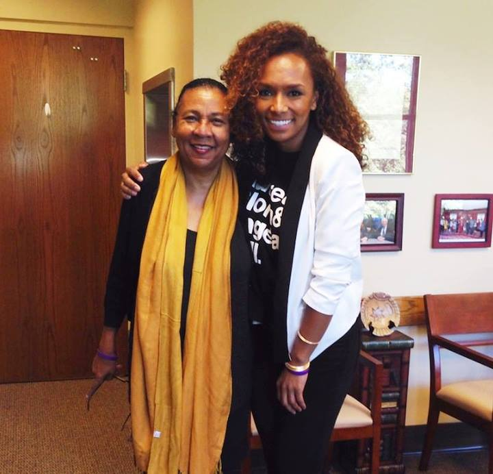 bell hooks and Janet Mock