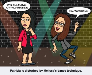Patricia tells Melissa twerking is cultural appropriation