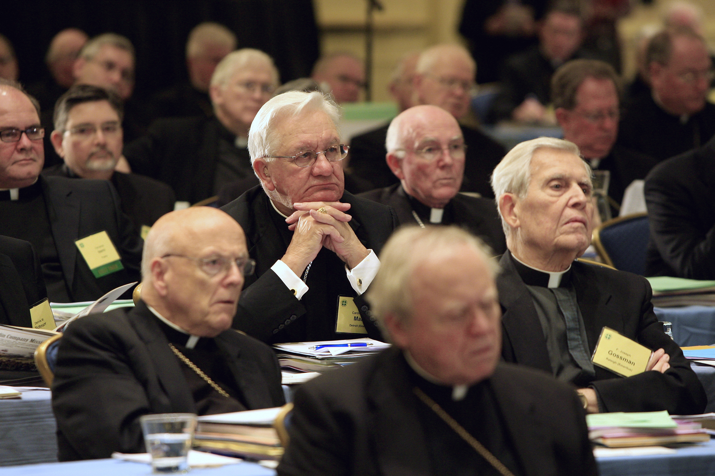 A group of Catholic Bishops