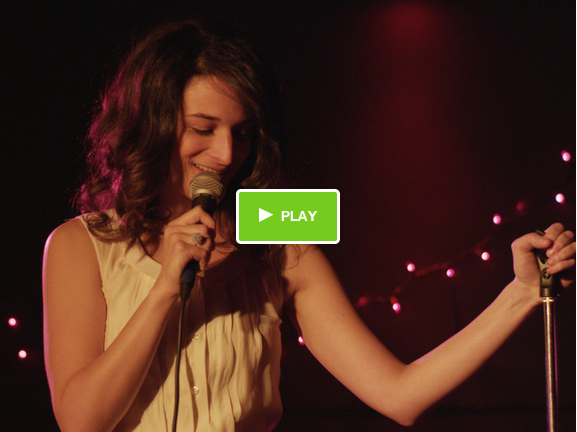 Jenny Slate in Obvious Child promo video