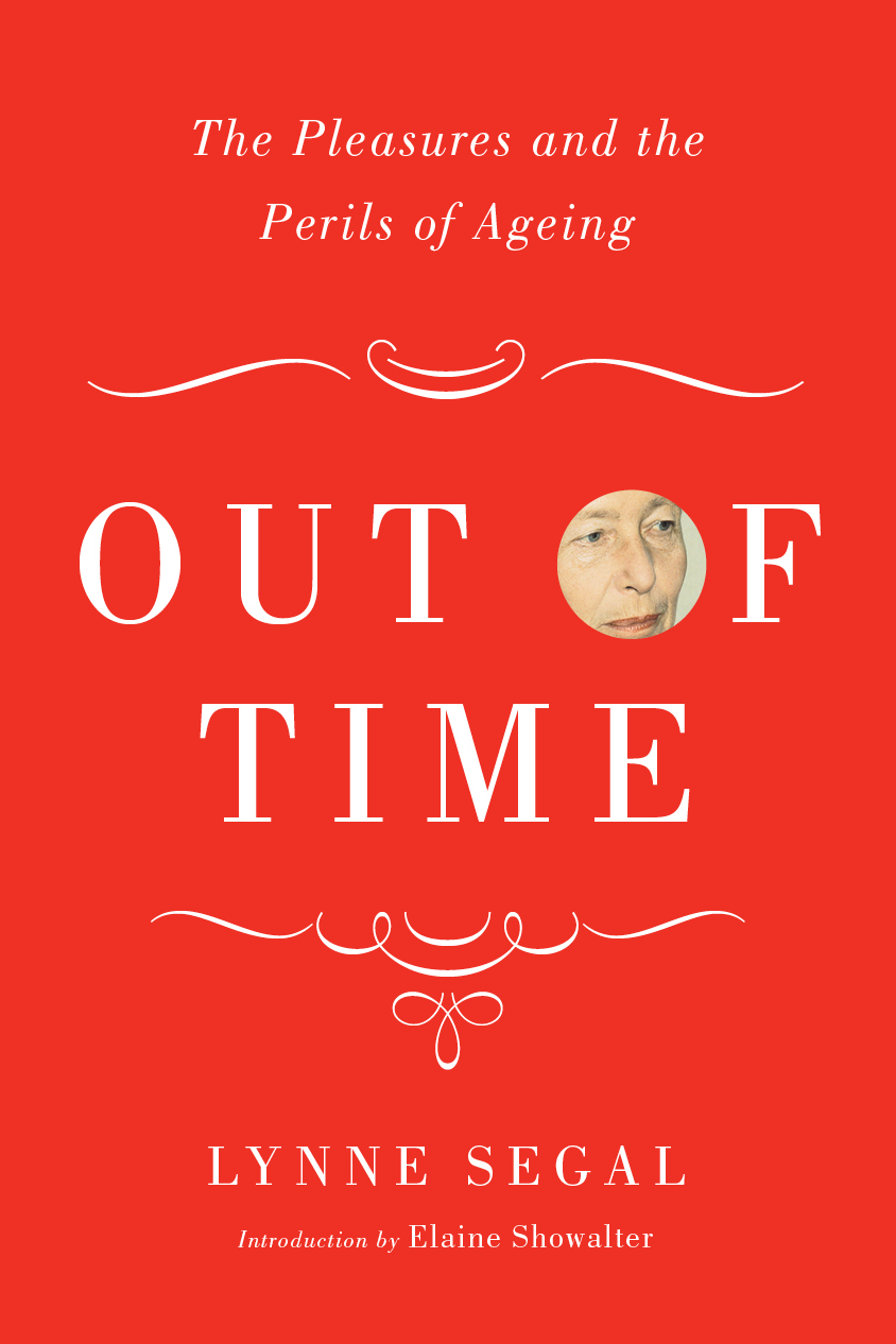 Out of Time book cover