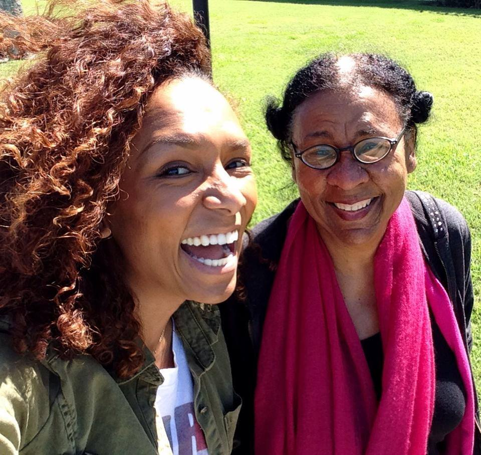 Janet Mock and bell hooks