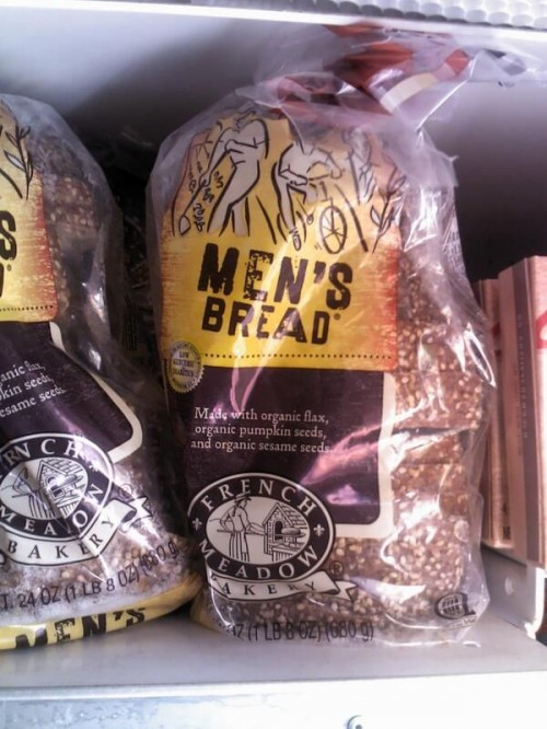 men's bread