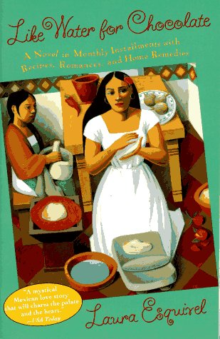 Like Water for Chocolate is a great first Mexican feminist book. (via Wikipedia)