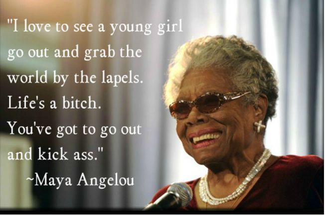 mayaangelou2 In Celebration Phenomenal Woman Maya Angelou