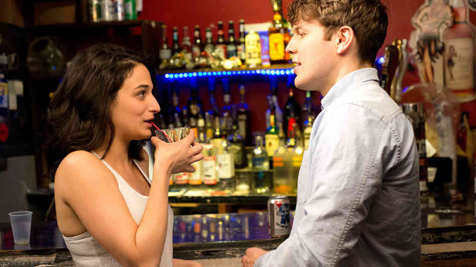 Donna and Max in Obvious Child