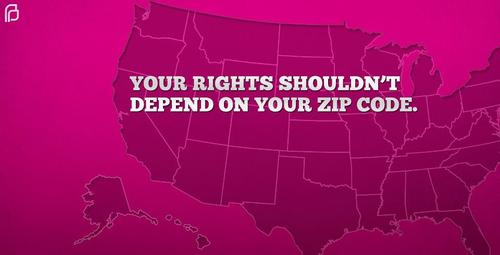 your rights shouldn't depend on your zip code